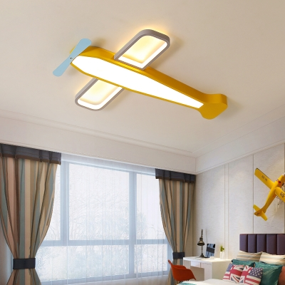 Light Nursery Cartoon Led Ceiling