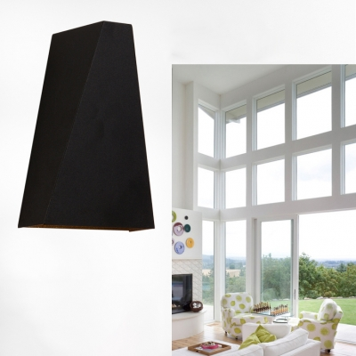 "5.9""Wide Triangle Shaped Designer Wall Light Add Charming to Your House"