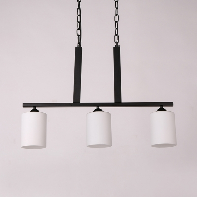 Fixture Simple Style Frosted Gl