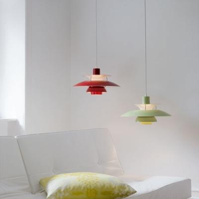 Disc Modern Designer Lighting Novelty Mini Pendant