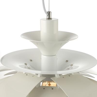 Designer Lighting PH Artichoke  Pendant In White