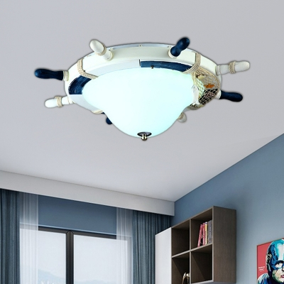 Ceiling Light Frosted Gl Shade