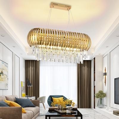 Gold Led Ceiling Light Fixture