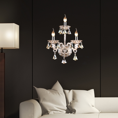 Lights Candle Wall Light Sconce