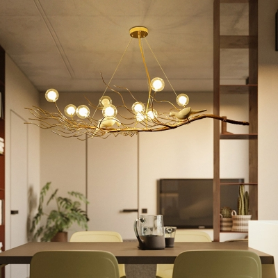 Br Branch Island Lighting Modern