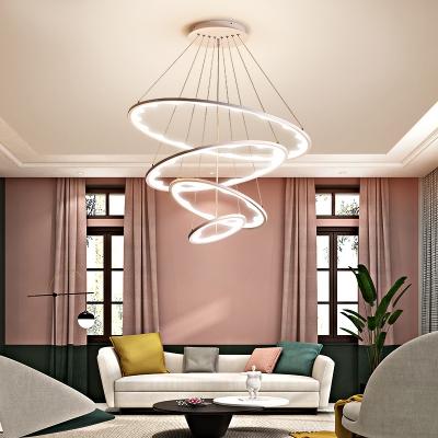 Hanging Chandelier Light Modern Simple