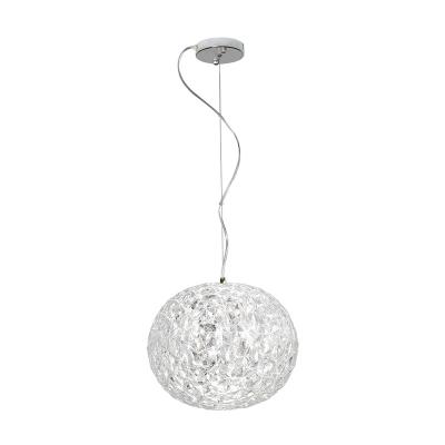 Led Globe Pendant Lighting Contemporary 1 Light 10