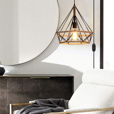 Loft Plug In Pendant Light