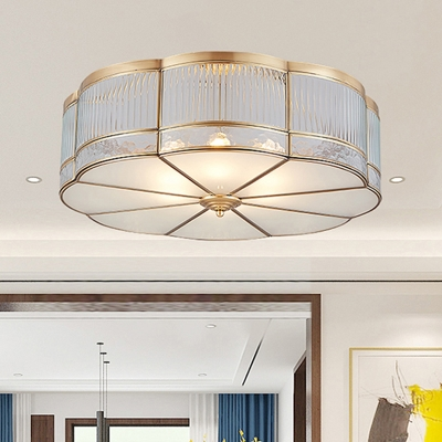 Colonial Clover Ceiling Mounted Light 14