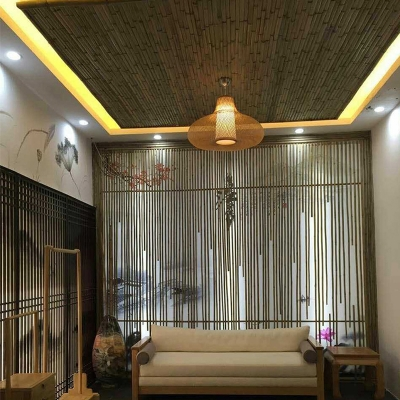 Asian Style Onion Ceiling Pendant Light 16