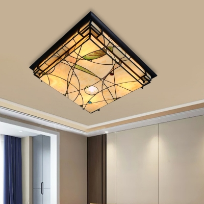 Flush Mount Ceiling Light Fixture Led