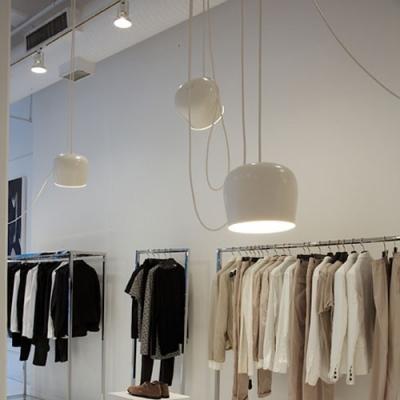 Break Tradition White Hanging Light 3-Light