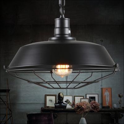 Rural Barn Shade Pendant Lamp 10