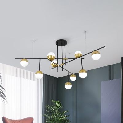 Post Modern Branch Ceiling Pendant, Modern Dining Room Ceiling Light Fixtures