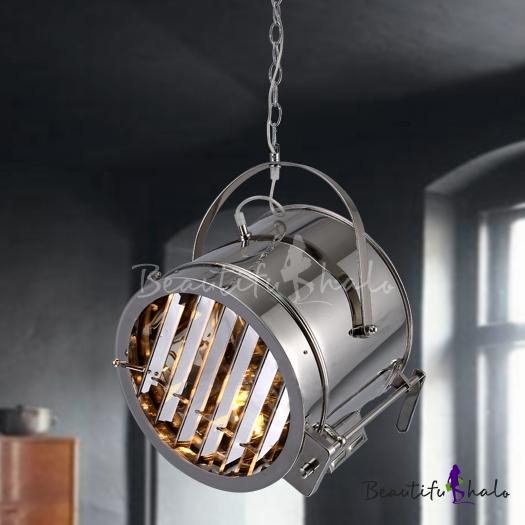 Buy Elegant 1 Light Chrome Close Ceiling Pendant Finish
