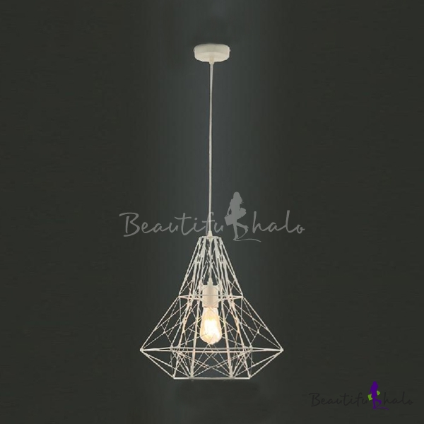 Fashion Style Cage  Pendant Lights Industrial Lights