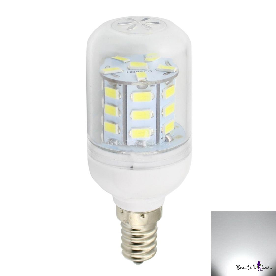 Buy E12 5730SMD-27LED 3.6W 9-30V 6000K