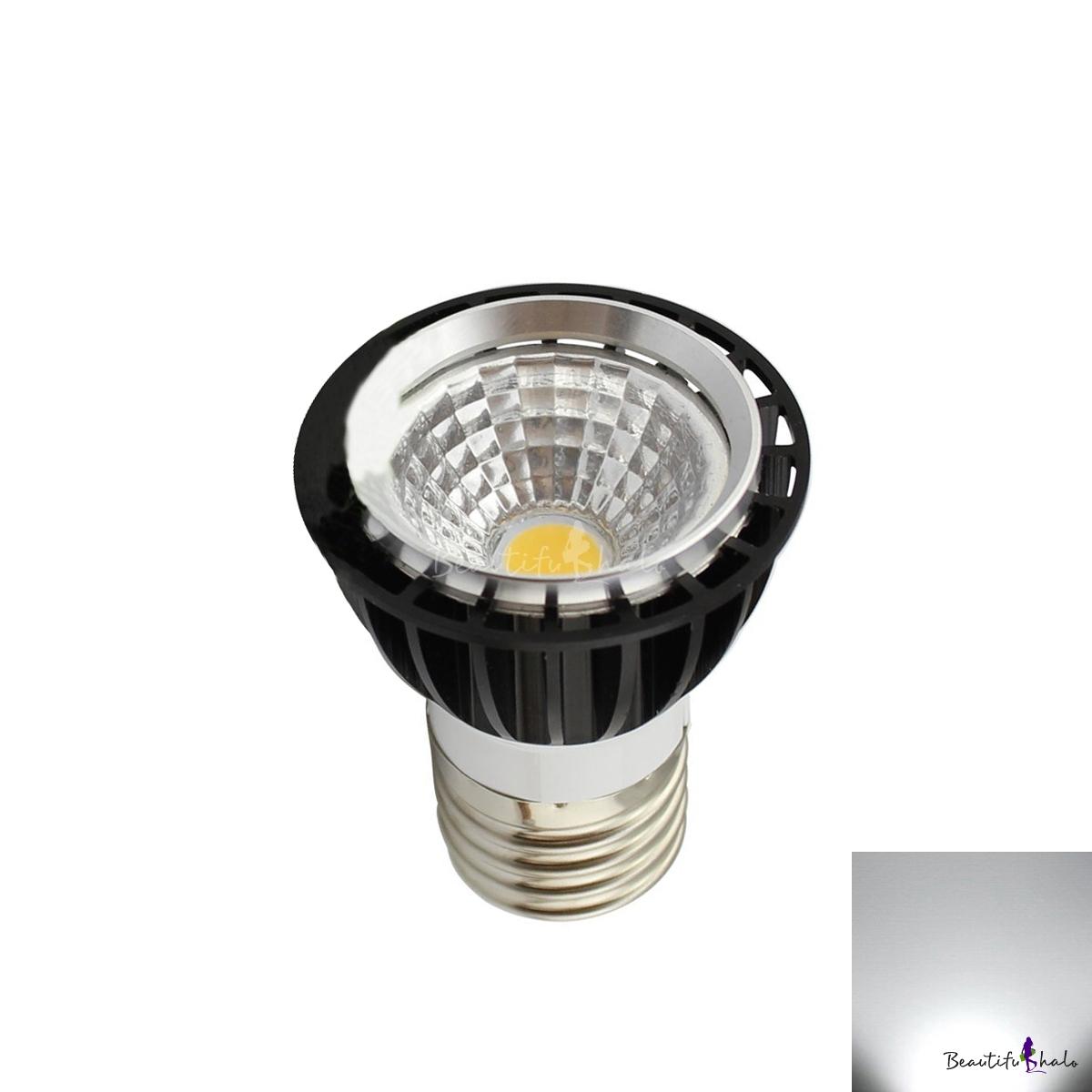 Buy Alumimium E27 COB 3W LED 85V-265V Bulb