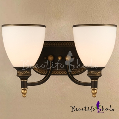Buy Indoor Olde Bronze 16'' Wide 2 Light Wall Lamp