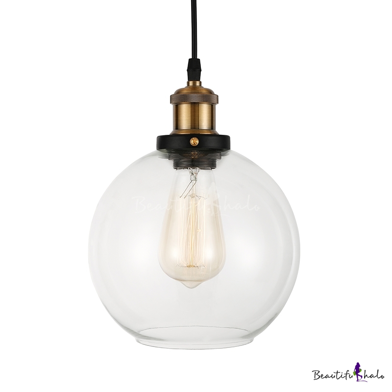 Mini Pendant Light with Clear Glass & Fashion Style Pendant Lights Industrial Lighting - Beautifulhalo.com azcodes.com