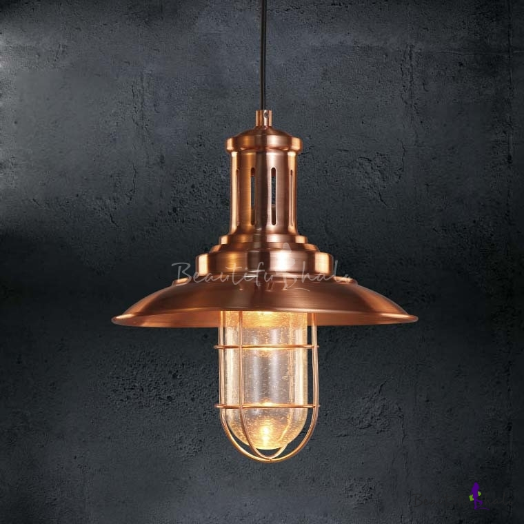 light in lights vintage industrial to brick old hanging pendant lamp art rust loft deco wave item lighting retro nautical make on from