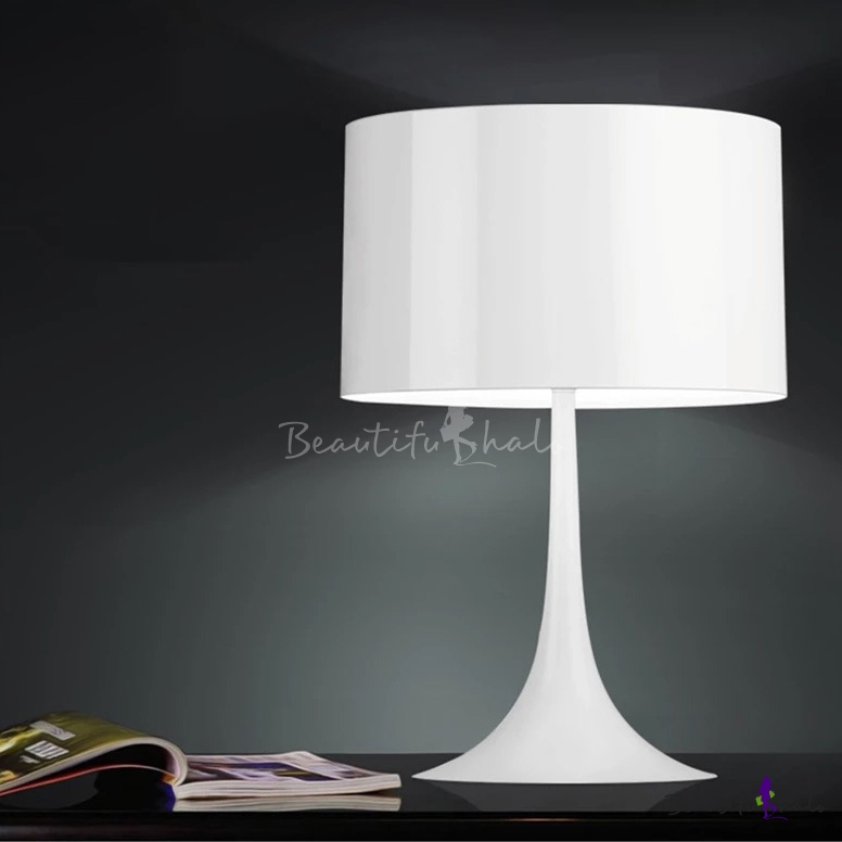 Table Lamp Minimal White/Black