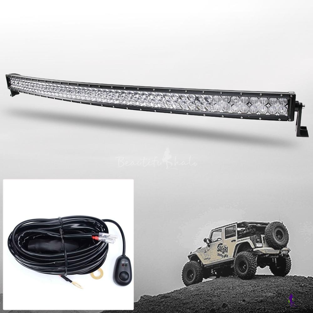 LED Light Bars For Trucks | BeautifulHalo.com