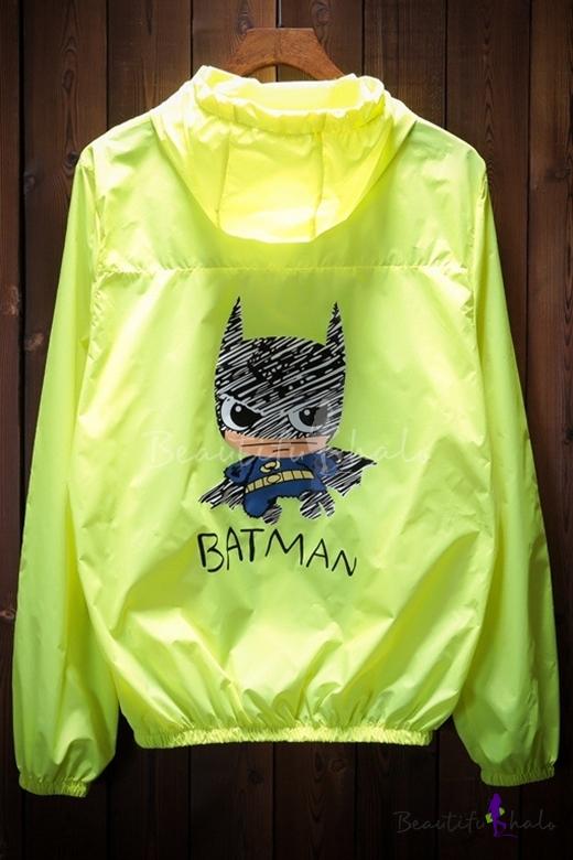Pattern for a cat walking jacket