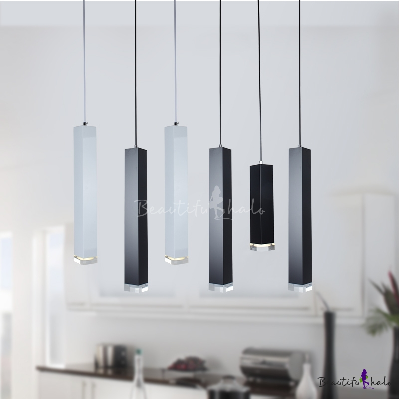 Contemporary Lighting Metal 1 Led Track