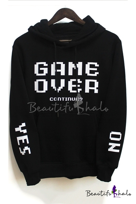 Black, 3XL Unisex Yes It Used to Be Beautiful Hoodie