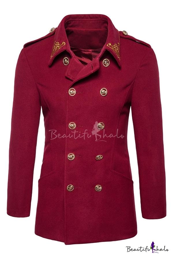 vintage pea coats