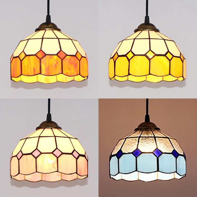 Dome Pendant Lighting 1 Light