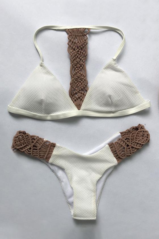 Braided Rope Bikini
